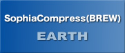 SophiaCompress(BREW) : The Compression Tool for BREW Applications